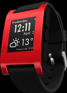 pebble watch のイメージ