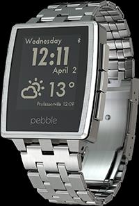 pebble steel のイメージ