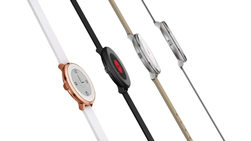 Pebble Time Round公式イメージ1