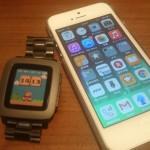 アップデート情報: pebble time(steel)用iPhoneアプリv3.3が提供開始