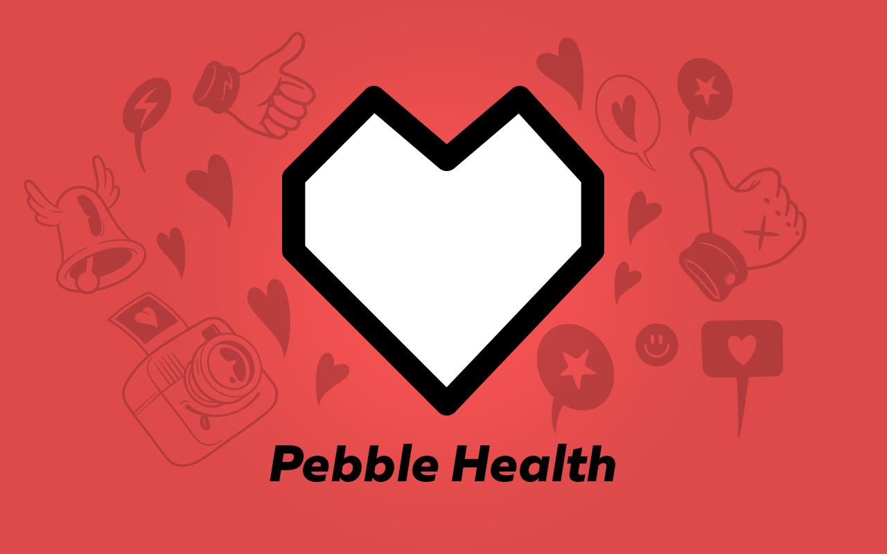Pebble Health公式イメージ1